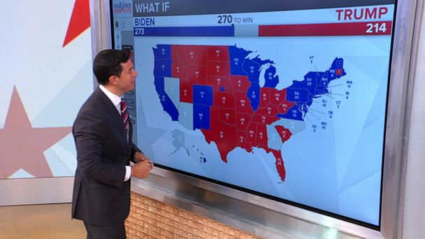 VIDEO: Where things stand in the vote count of Election 2020