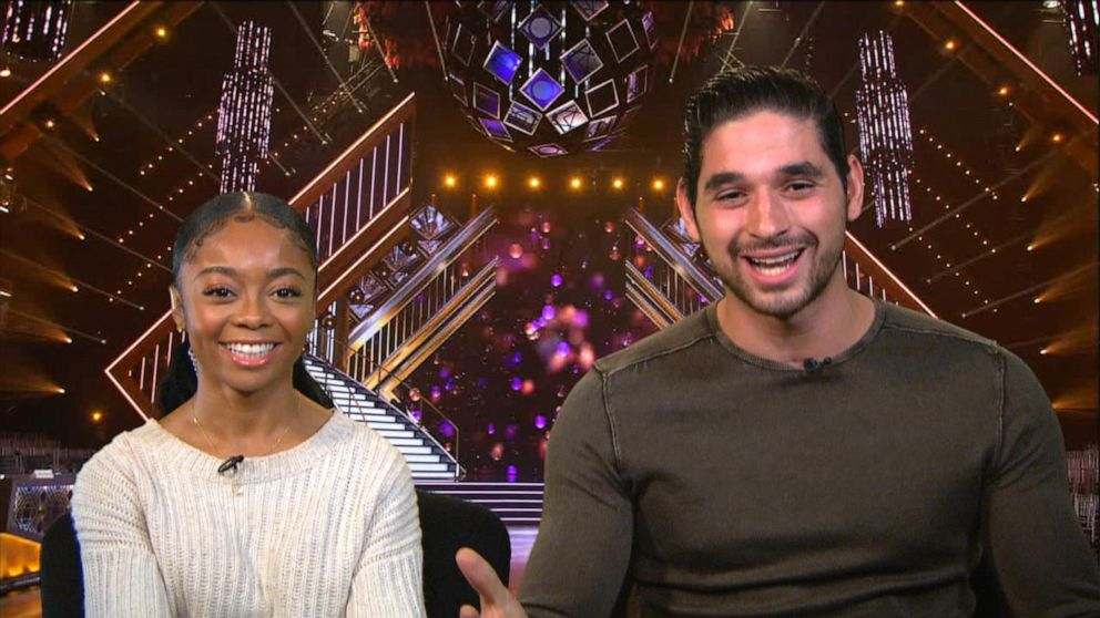 Johnny Weir And Skai Jackson Sent Home On Dancing With The Stars Video Abc News