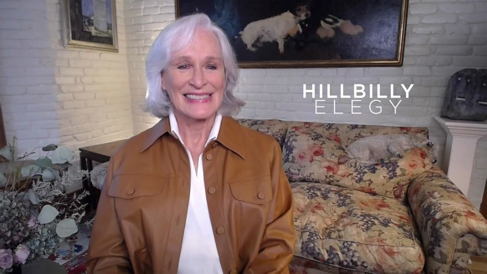 Glenn Close talks about her role in 'Hillbilly Elegy'