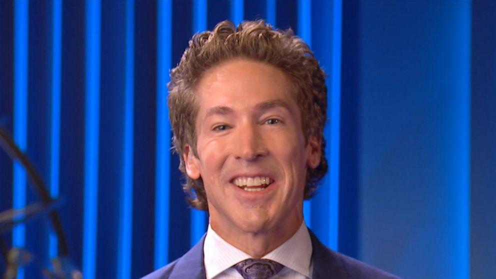 Gma Christmas Show 2021 Pastor Joel Osteen Reflects On The Meaning Of Christmas During A Challenging Year Video Abc News