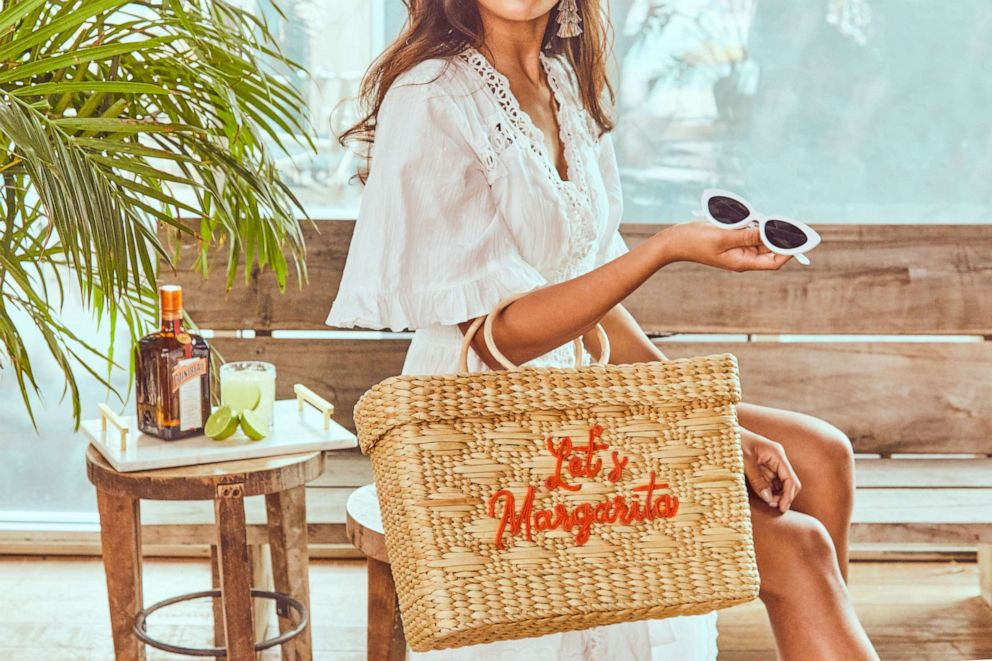 PHOTO: The limited-edition Lets Margarita tote is the perfect summer picnic accessory.