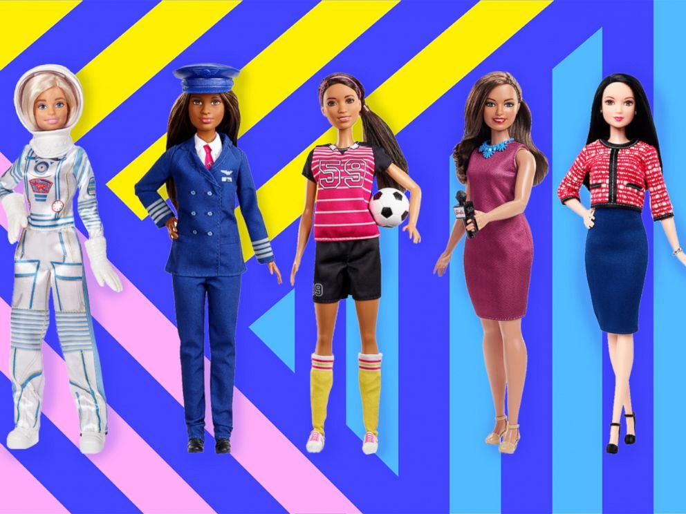 Barbie Career 60th Anniversary
