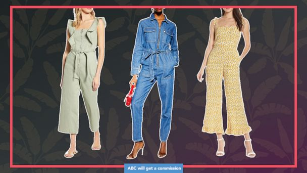b17d73fcc9640 The best jumpsuits to wear for every occasion | GMA