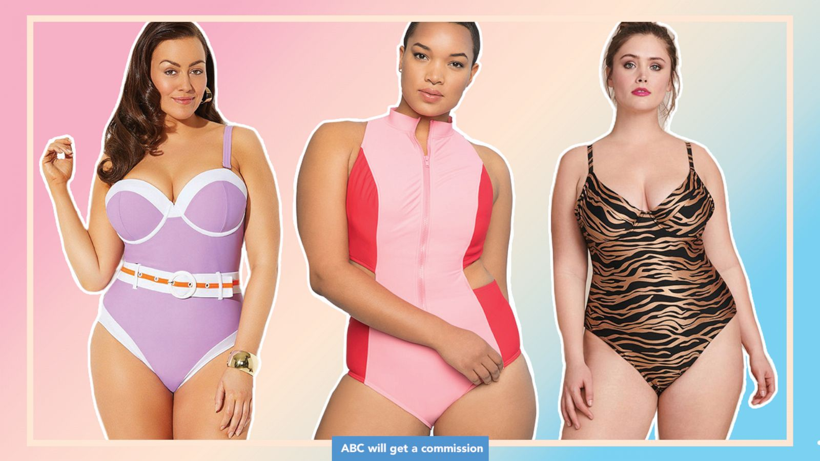 3465d7cb250 2019 swimsuit trends: Check out 9 flattering picks for women with curves