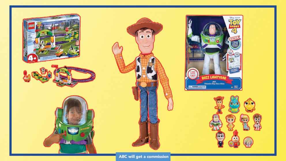 Gear Up For Toy Story 4 With These New Toys Gma