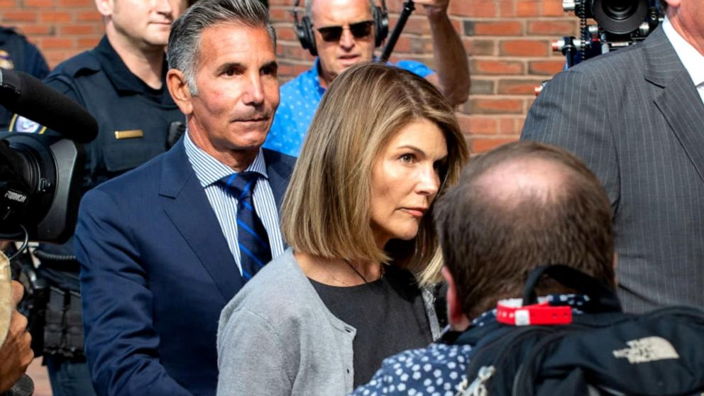 Lori Loughlin's husband out of solitary confinement, pleads for early release