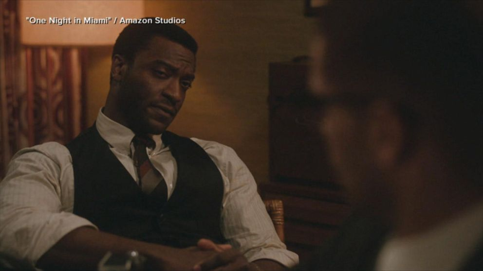 Aldis Hodge dishes on 'One Night in Miami'