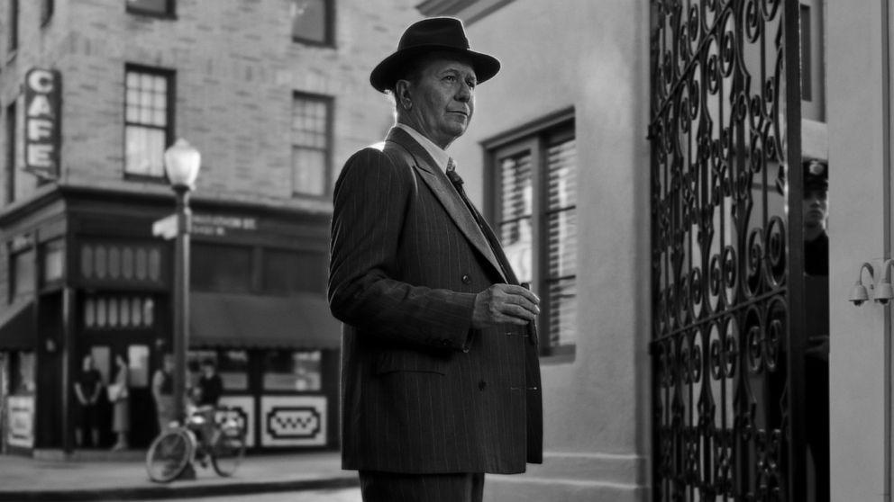 Oscar winner Gary Oldman on 'Mank' and working with David Fincher