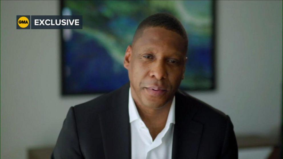 NBA Raptors' president breaks silence after being shoved on-camera