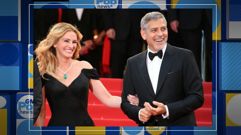 Julia Roberts and George Clooney set to star in new romantic comedy