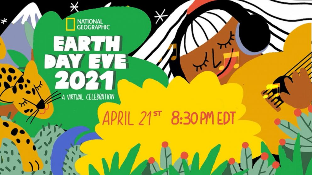 National Geographic to stream concert in honor of Earth Day