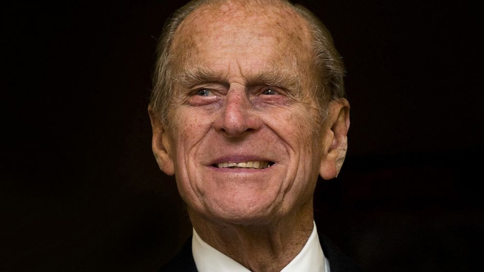 This is the story of Prince Philip's life
