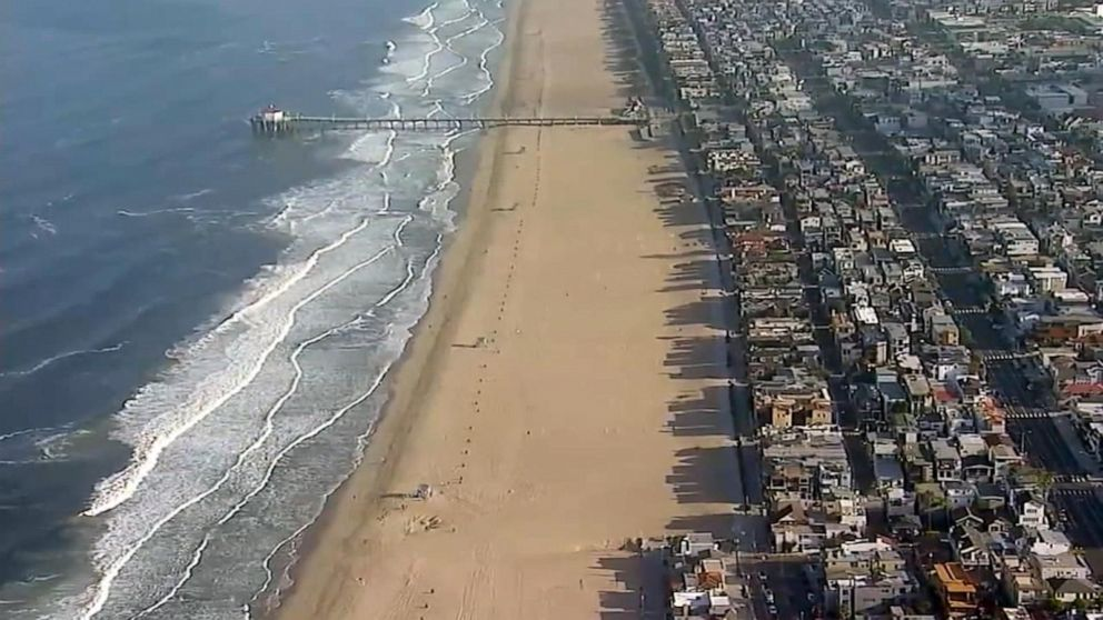 Process begins to return California beach to descendants nearly a century later