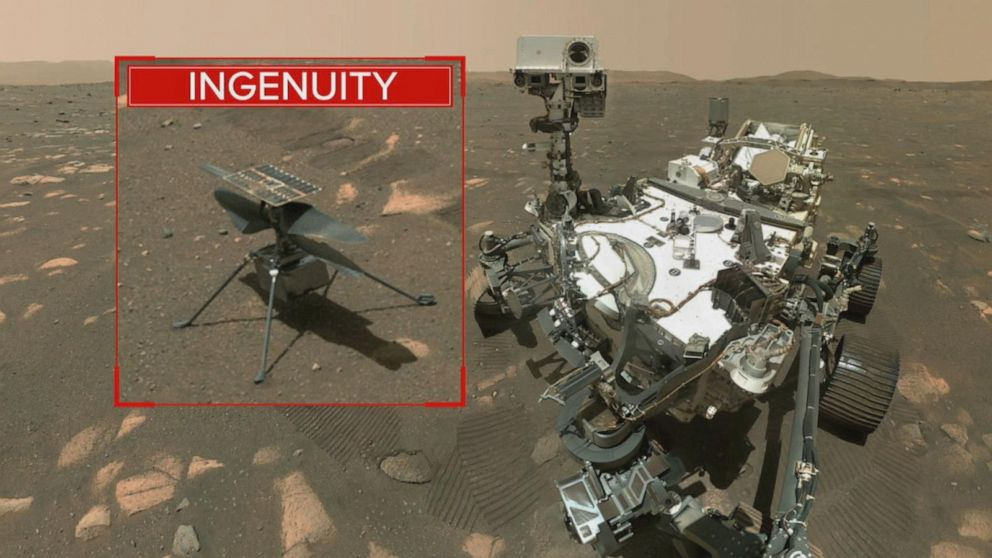 NASA reschedules the flight of Ingenuity Mars Helicopter