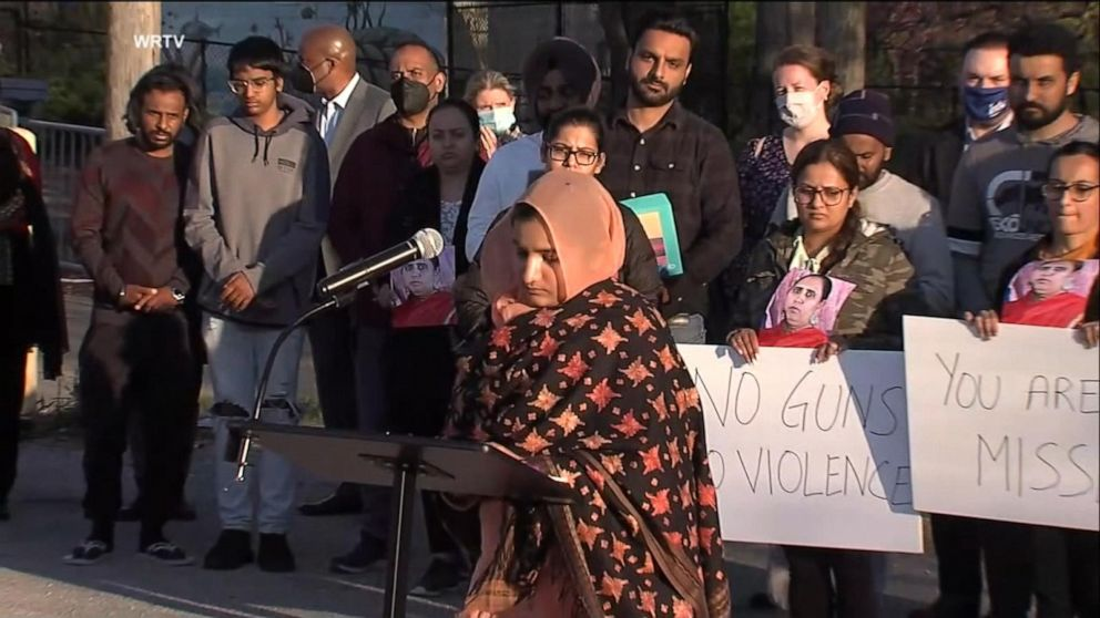 Indianapolis community mourn victims of mass shooting