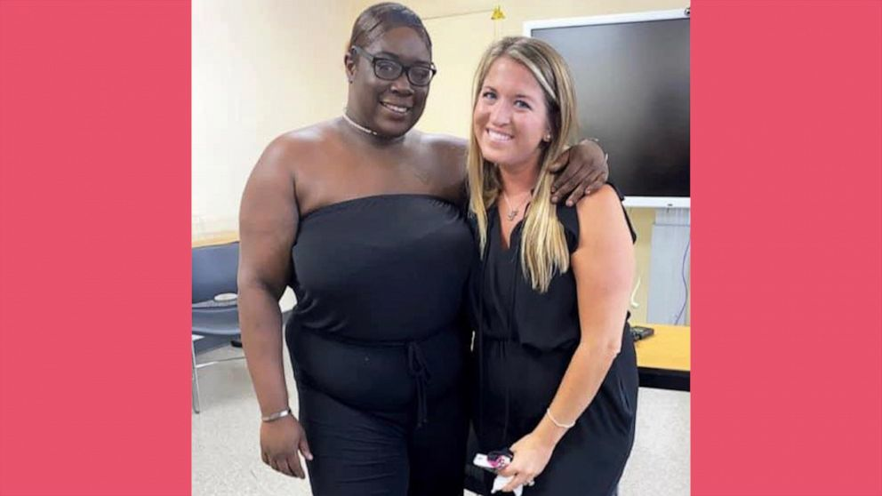 19-year-old who aged out of foster care system adopted by former caseworker