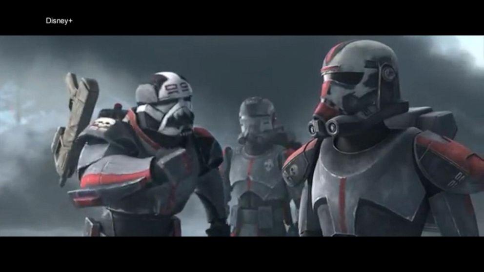 Star Wars fans have new binge worthy show