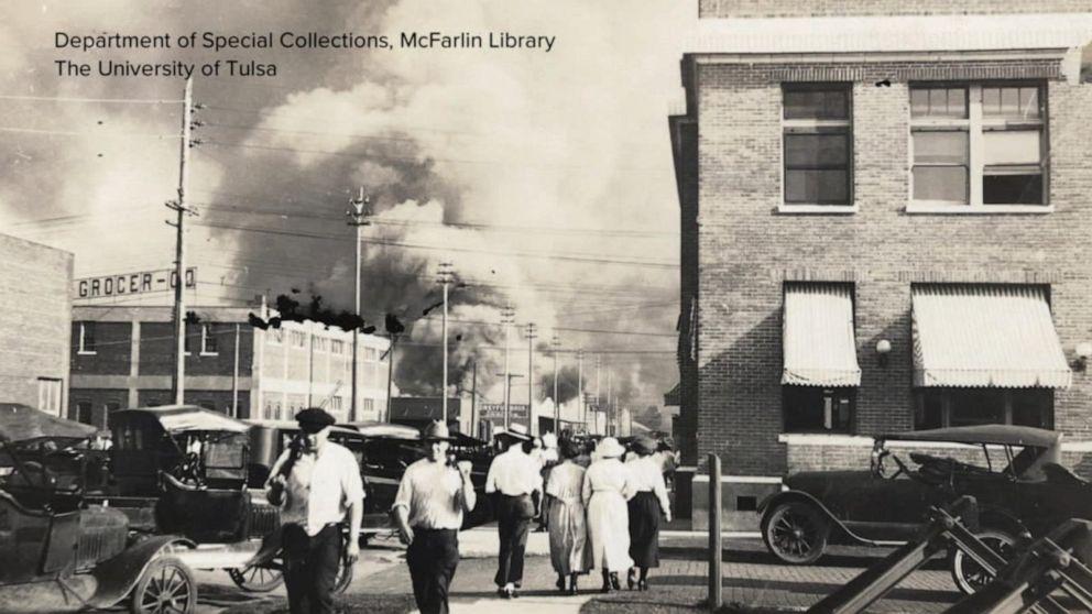 US marks 100th anniversary of Tulsa Race Massacre