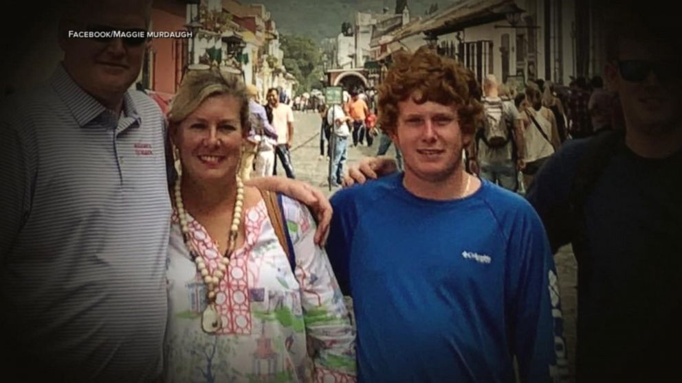 New details in double murder of prominent South Carolina mother  son