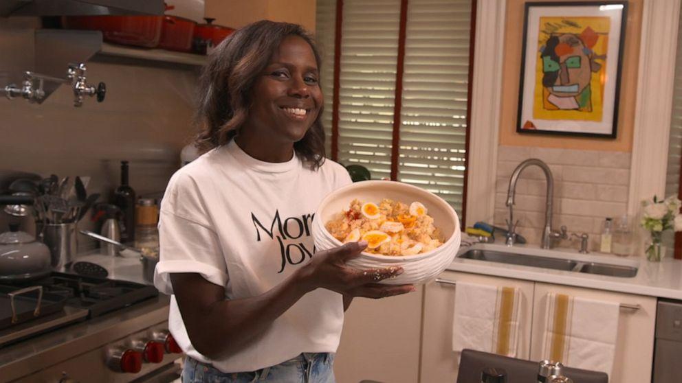 Deborah Roberts shares family's Southern potato salad recipe