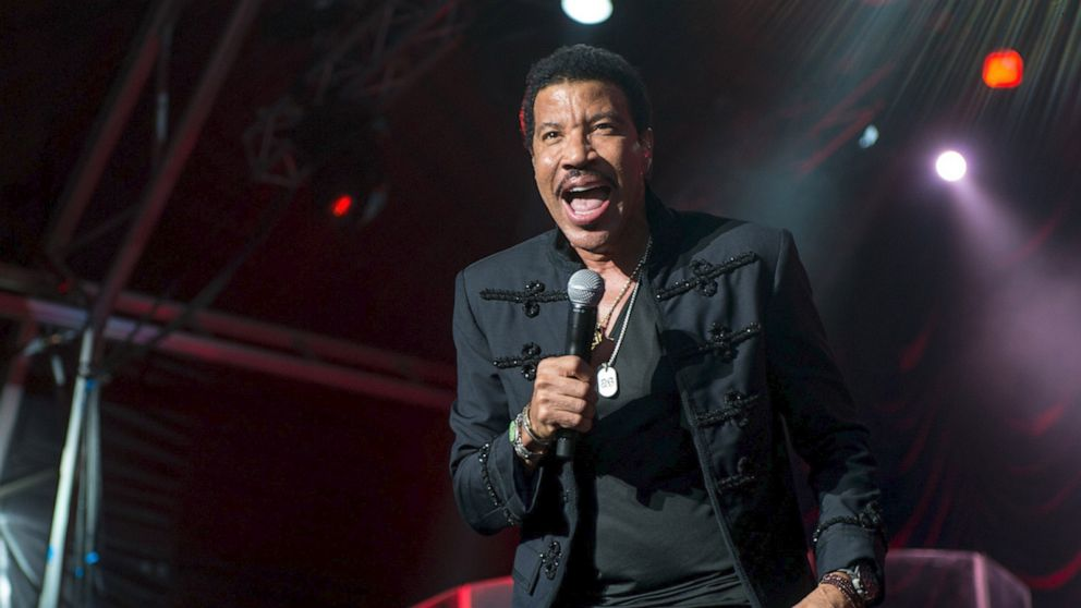 Our favorite Lionel Richie moments for his birthday