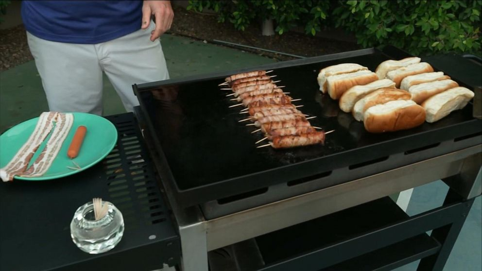 Chance Cozby shows us what to cook to celebrate Father's Day right