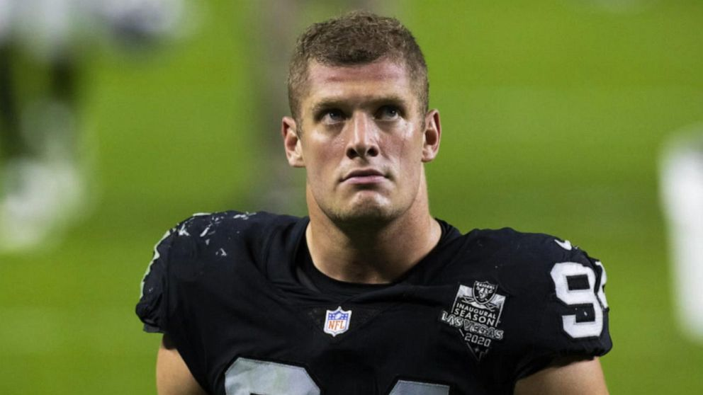 1st active NFL player to come out as gay