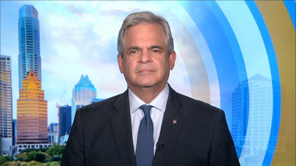 Austin mayor shares latest update on mass shooting