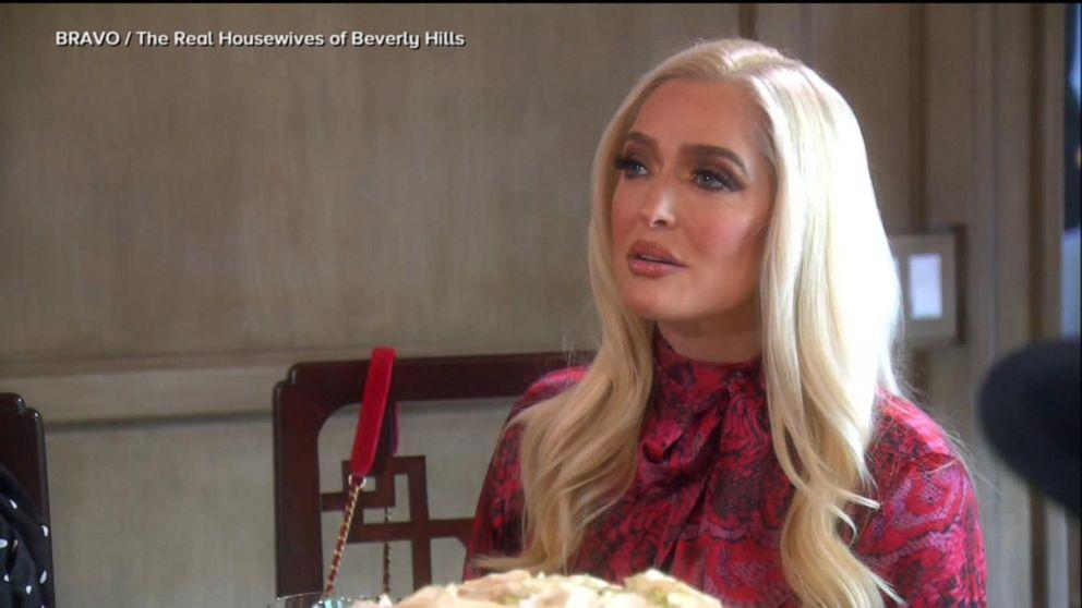 Erika Jayne speaks out about her estranged husband's business dealings