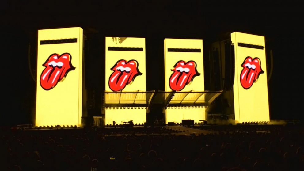 The Rolling Stones to relaunch delayed No Filter tour