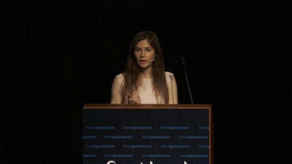Amanda Knox slams new Matt Damon film, 'Stillwater'