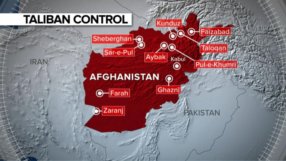 Islamic State Threats Against Americans in Afghanistan Forces U.S. Military to Change Evacuations from Kabul Airport