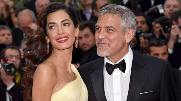 Video Happy anniversary, George and Amal Clooney