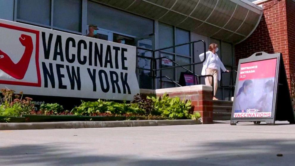 Judge upholds vaccine mandate for New York City public school employees