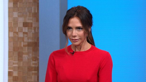 Video Victoria Beckham tells us 'what we want, what we really, really want' about a possible Spice Girls reunion