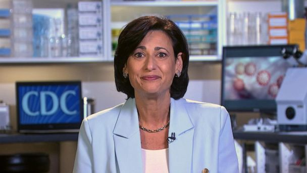 Video CDC director discusses signing off on Moderna, J&J vaccines