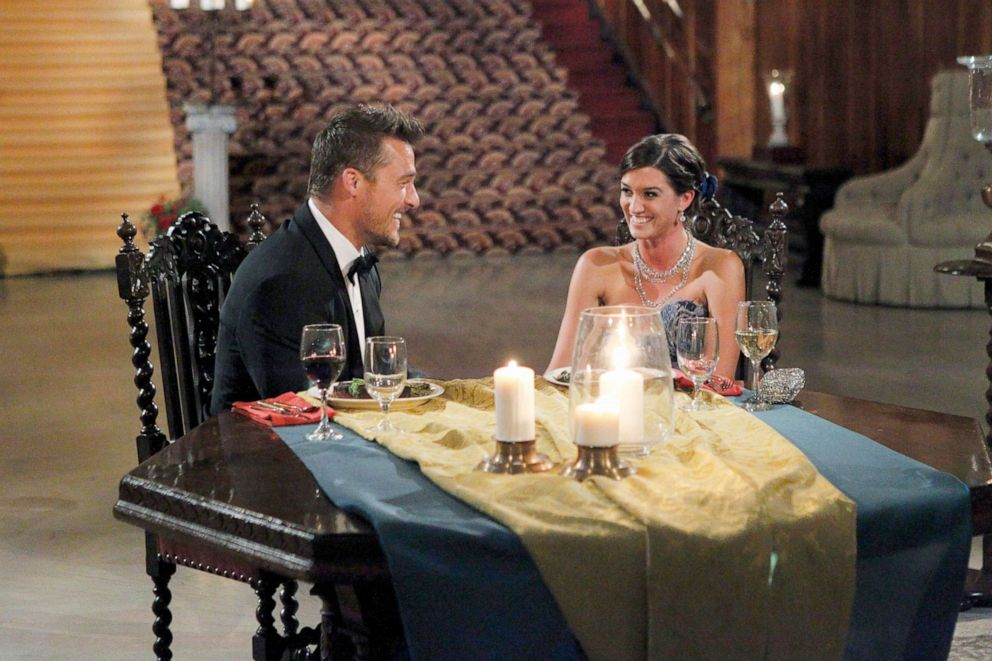 PHOTO: Chris Soules goes on a date with Jade in an episode of The Bachelor, Jan. 26, 2015.