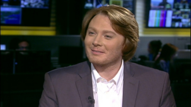 VIDEO: Sources say Clay Aiken is considering a Congressional run in his home state of North Carolina.