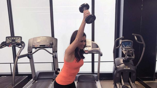 5 moves to tone and tighten your arms for summer
