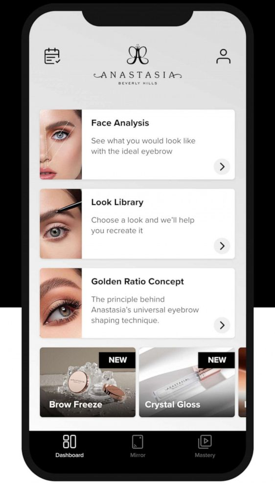 How a new app can help get the perfect brows at home - ABC News
