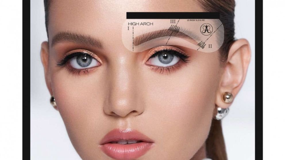 How a new app can help get the perfect brows at home
