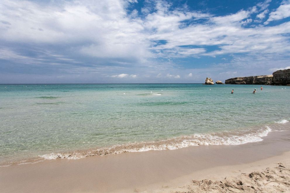 PHOTO: Beach at Araba Fenice Village, Torre Dell'Orso.