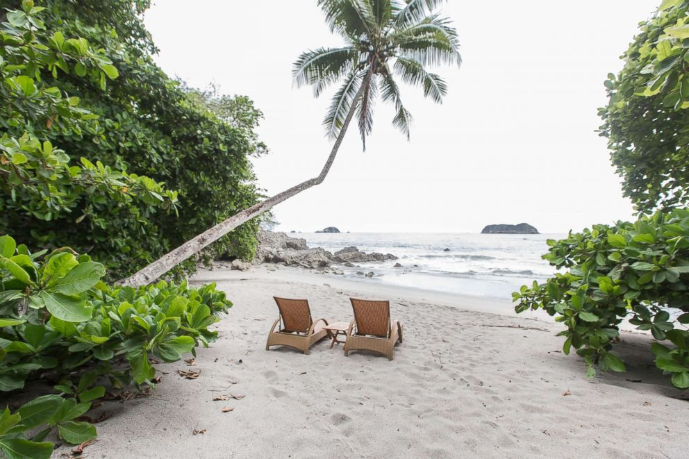 PHOTO: Arenas del Mar Beachfront & Rainforest Resort in Costa Rica.