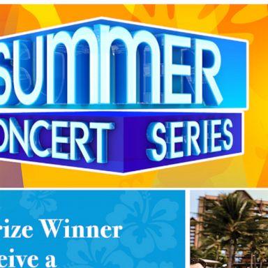 Good Morning America's '2019 Summer Concert Series