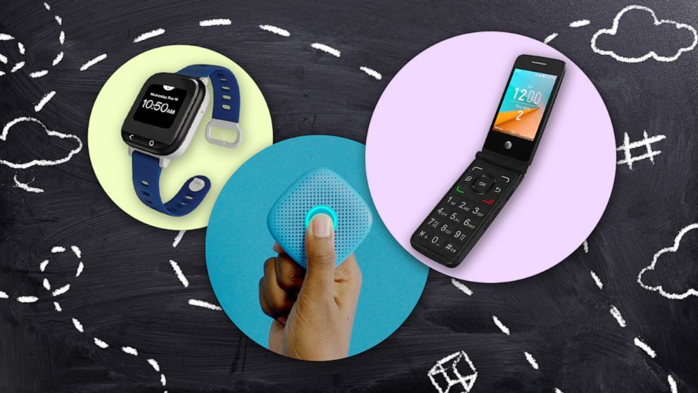 We tried 3 tracking devices for kids   GMA