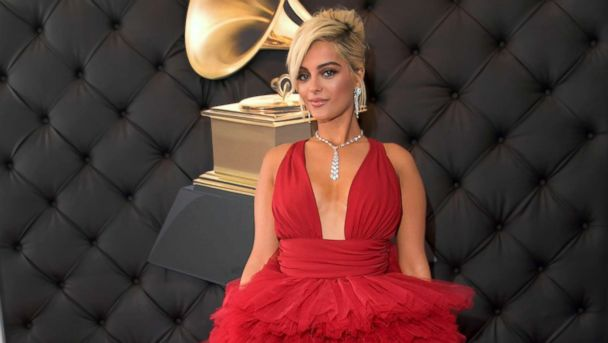 632a1bafd3a Bebe Rexha stuns in red Grammys gown after being called  too big  to dress    I just want other girls to love their bodies