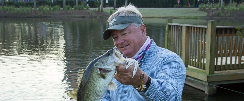 PHOTO: Captain Mark Benson is the Director of Fly Fishing at Grande Lakes Orlando.