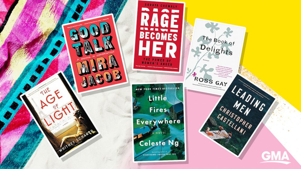 5 book picks from 'Little Fires Everywhere' author Celeste Ng you'll want to read right away