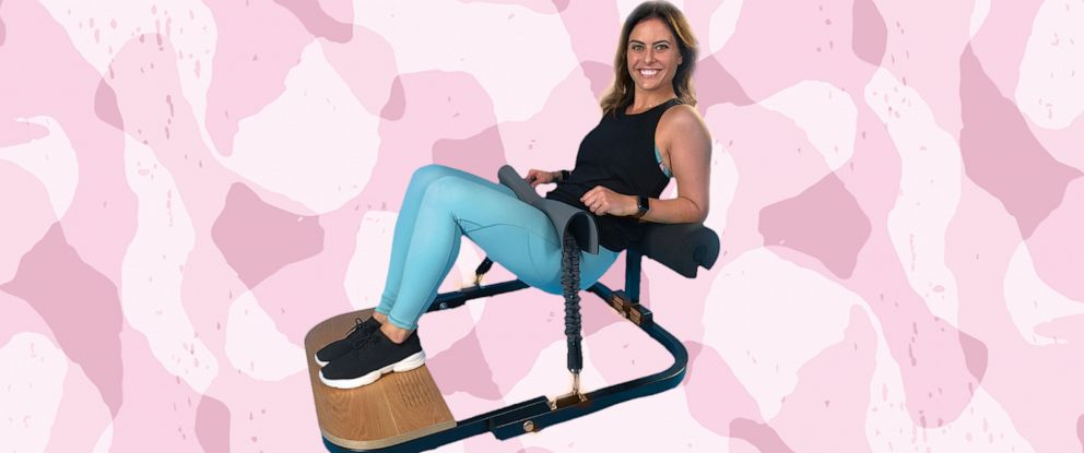 PHOTO: At home workout machine can give you the booty of your dreams