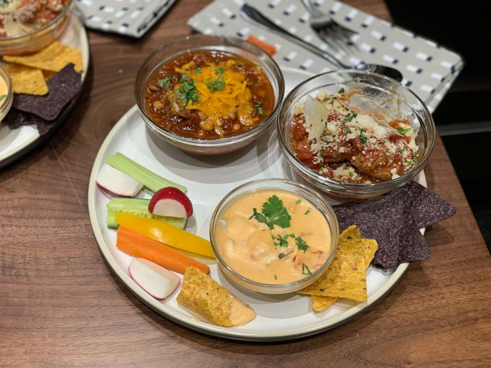 PHOTO: Chef Geoffrey Zakarian made three crowd-pleasing dishes all using an Instant Pot.